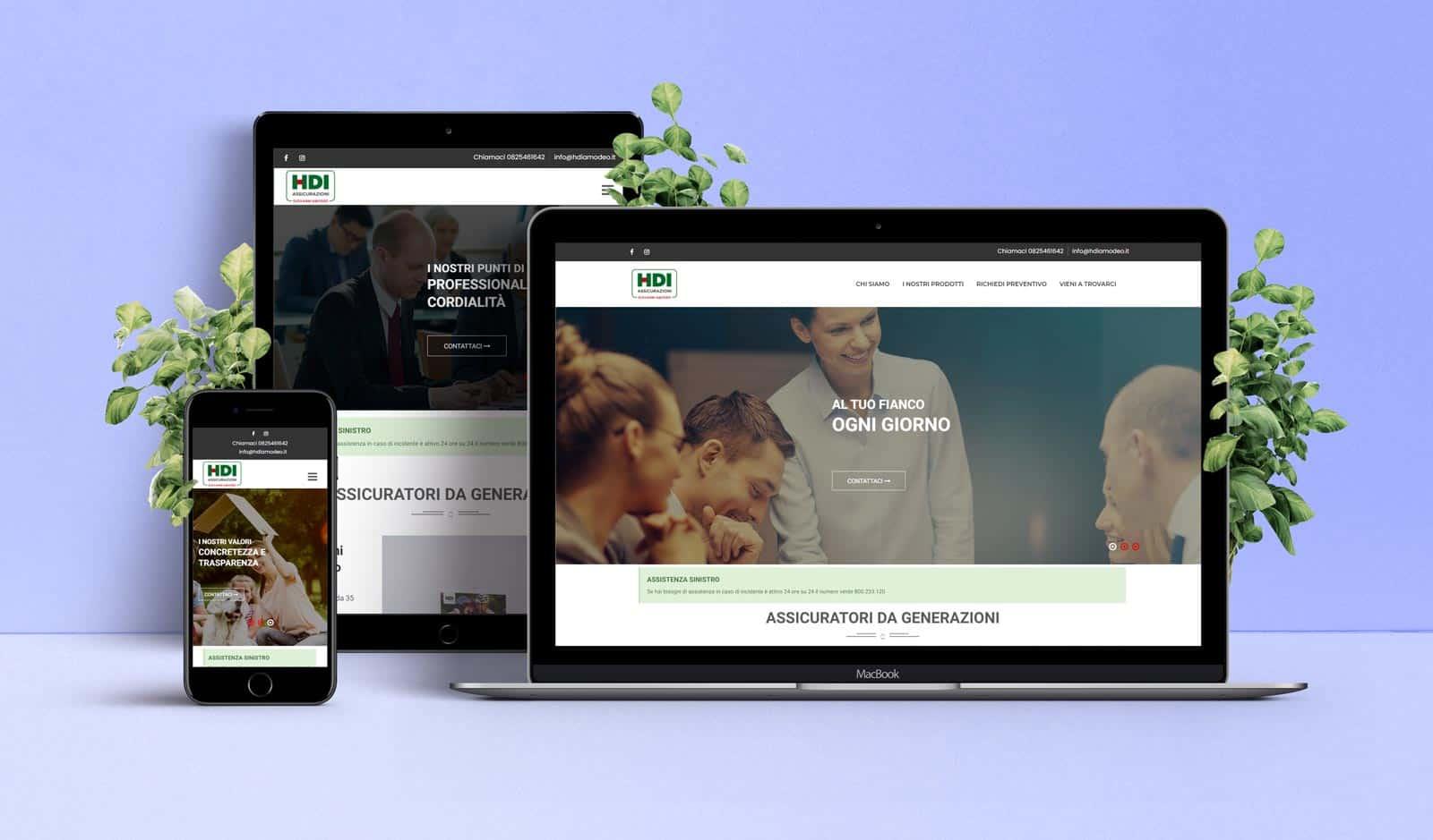 Assicurazioniavellino.com – Sviluppo Sito Web